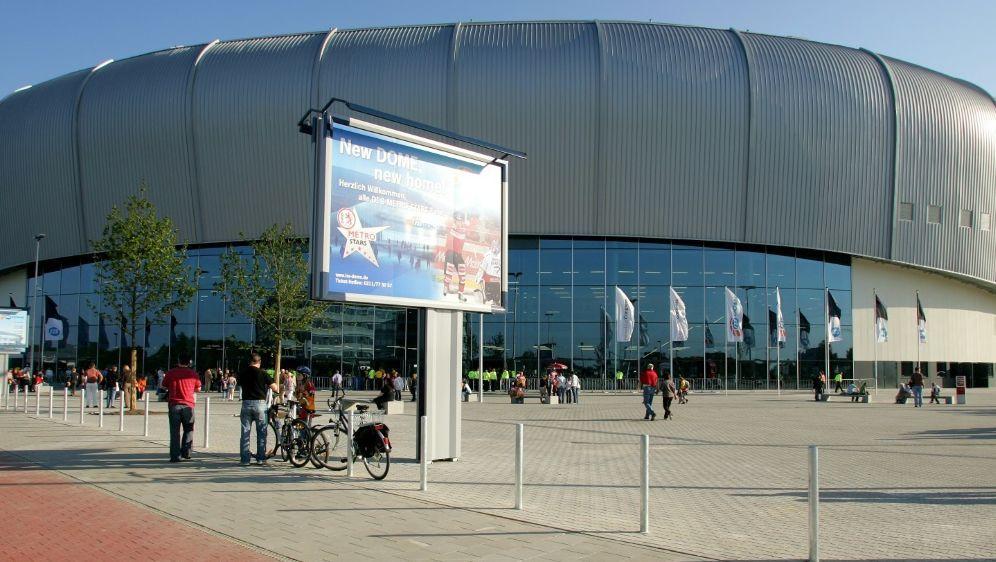 Super Cup findet im Düsseldorfer ISS Dome statt - Bildquelle: FIROFIROSID