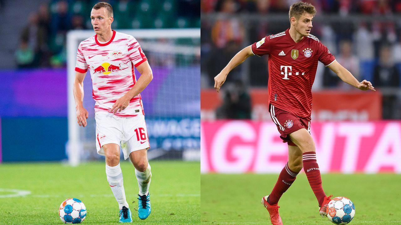 Lukas Klostermann vs. Josip Stanisic - Bildquelle: Imago/Getty Images