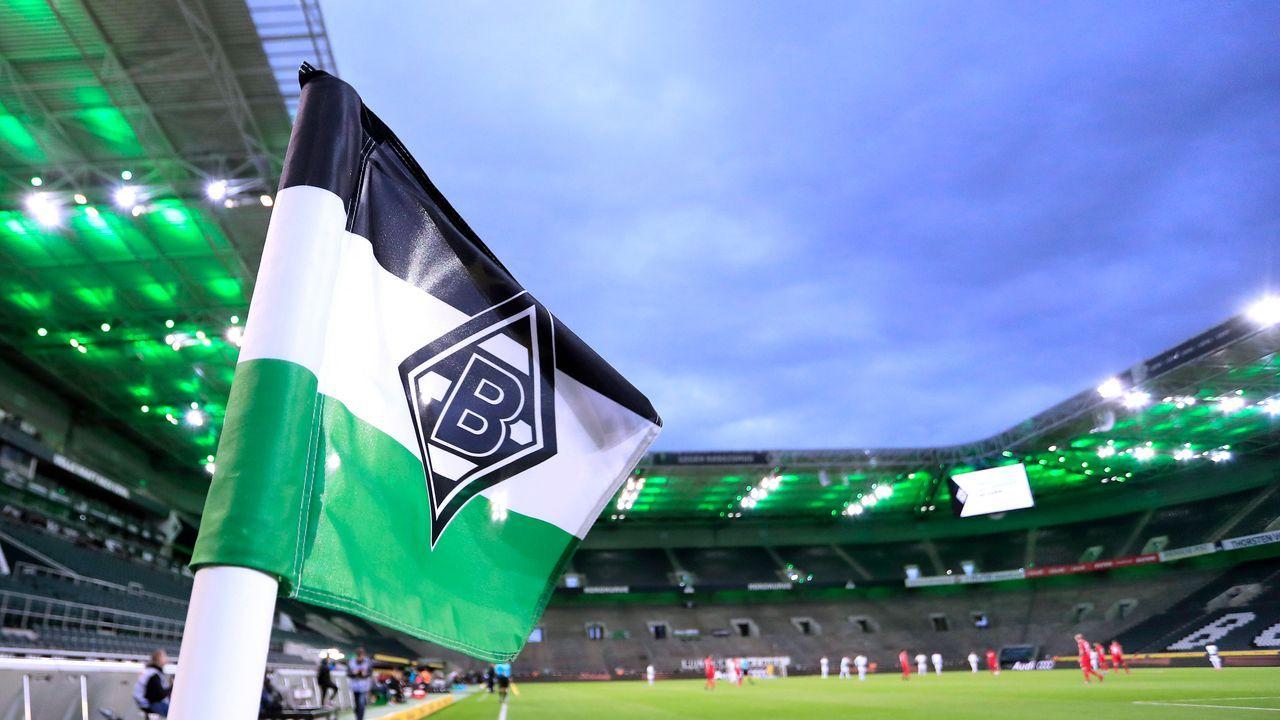 Platz 5: Borussia Mönchengladbach - Bildquelle: imago images/Laci Perenyi