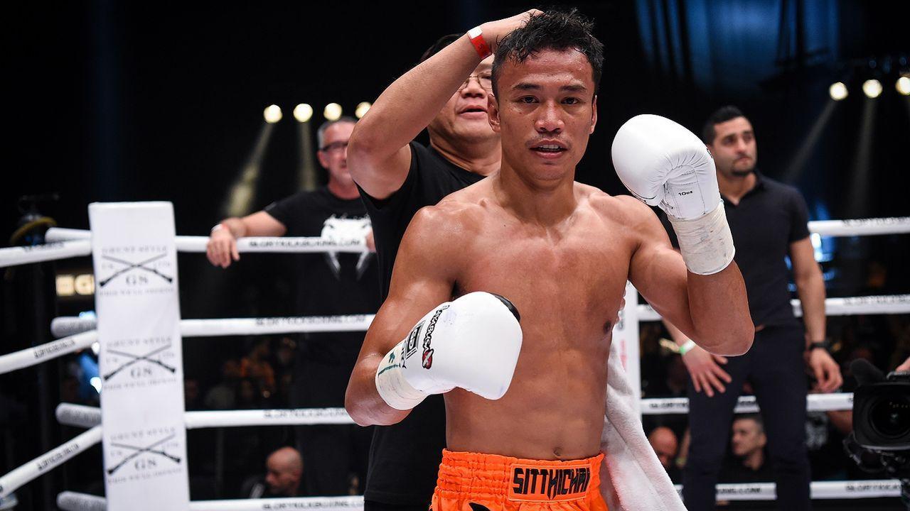 Sitthichai Sitsongpeenong (THA), Leichtgewicht (-70 Kilo) - Bildquelle: Glory