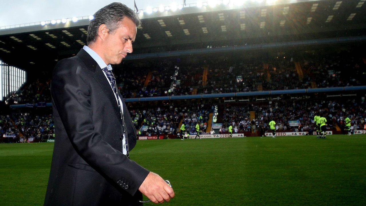 2007: Vertragsauflösung beim FC Chelsea - Bildquelle: imago