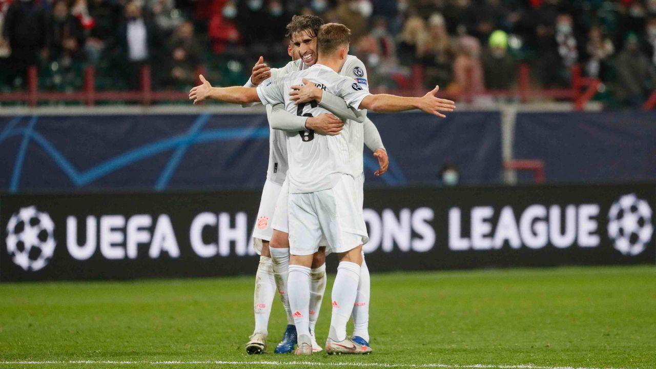 Gruppenphase, 2. Spieltag: FC Bayern München - Siegesserie hält an - Bildquelle: getty