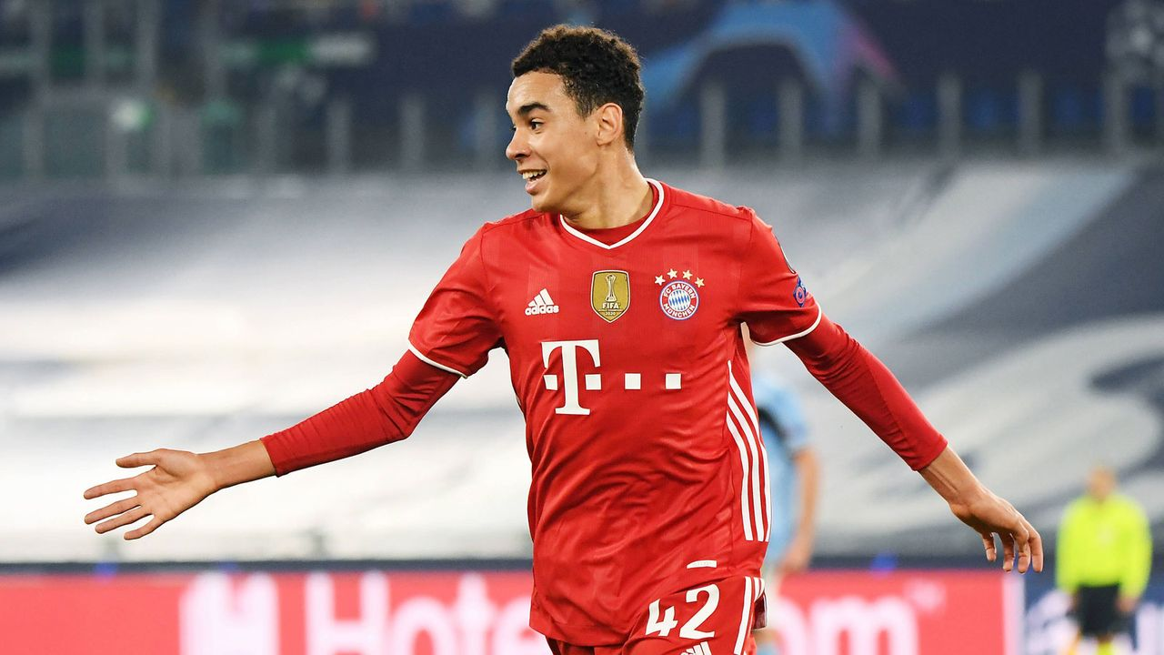 Jamal Musiala (FC Bayern München) - Bildquelle: Imago Images