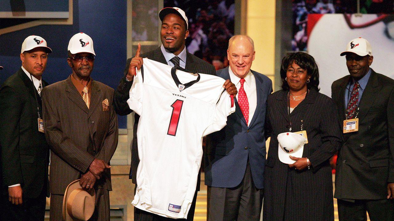 NFL Draft 2006: Mario Williams