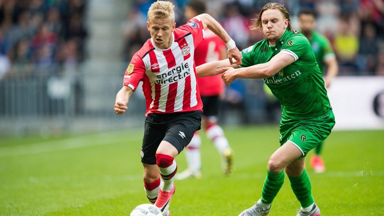 Ausleihe zum PSV Eindhoven  - Bildquelle: imago/VI Images