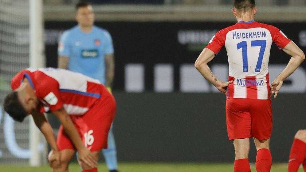 Haben den Aufstieg in die Bundesliga nach zwei Remis gegen den SV Werder Bre... - Bildquelle: Getty
