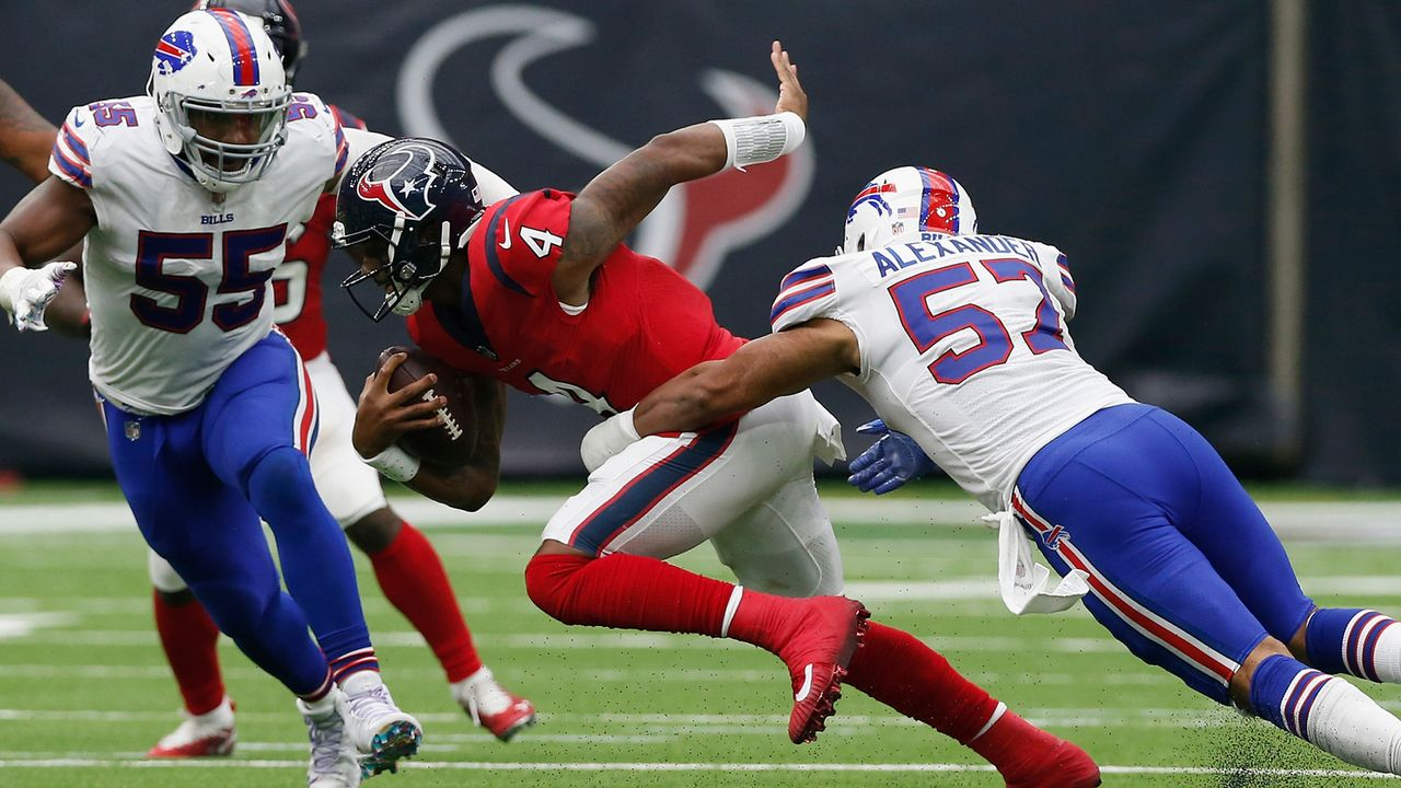 AFC Wild Card Round: #5 Bills (Vorwoche #5) at #4 Texans (Vorwoche #4) - Bildquelle: Getty Images
