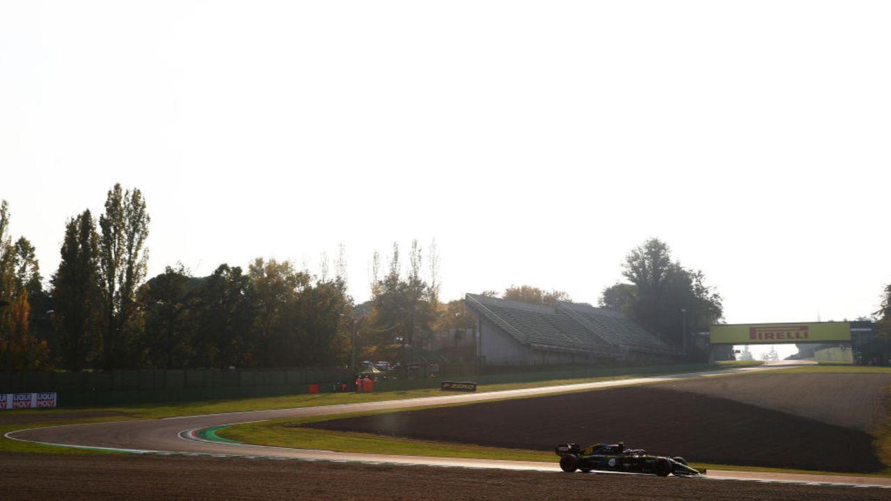 Autodromo Enzo e Dino Ferrari (San Marino) - Bildquelle: Getty