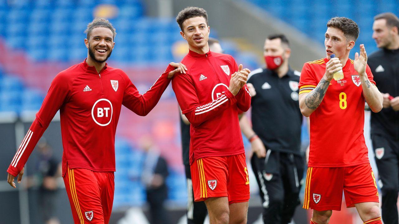 Wales - Bildquelle: imago images/Sportimage