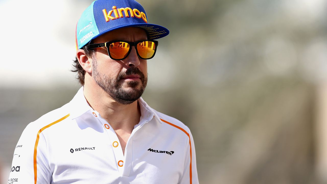 13. Fernando Alonso - Bildquelle: imago images / UPI Photo