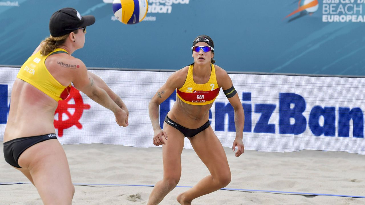 Chantal Laboureur und Julia Sude  - Bildquelle: imago/Beautiful Sports