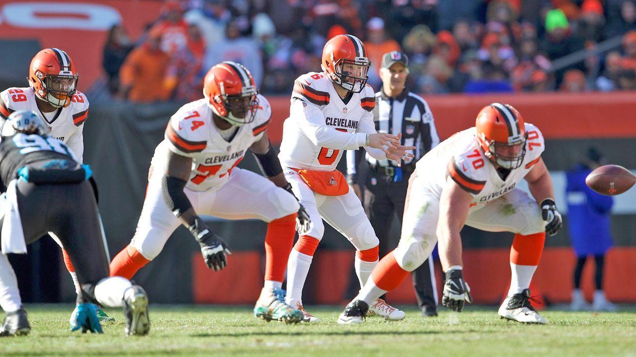 Draft Needs der Cleveland Browns - Bildquelle: imago