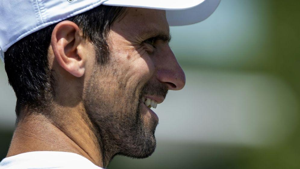 Im Achtelfinale: Djokovic besiegt Hurkacz - Bildquelle: PIXATHLONPIXATHLONSID