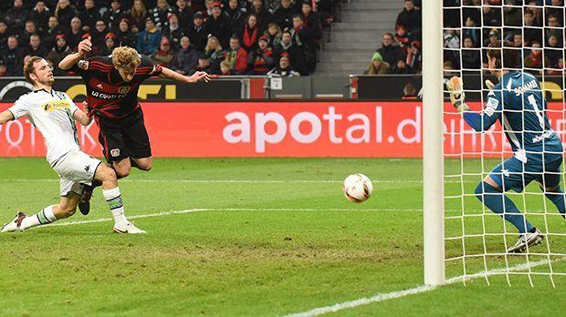 Stefan Kießling: 15 Treffer - Bildquelle: imago/Jan Huebner
