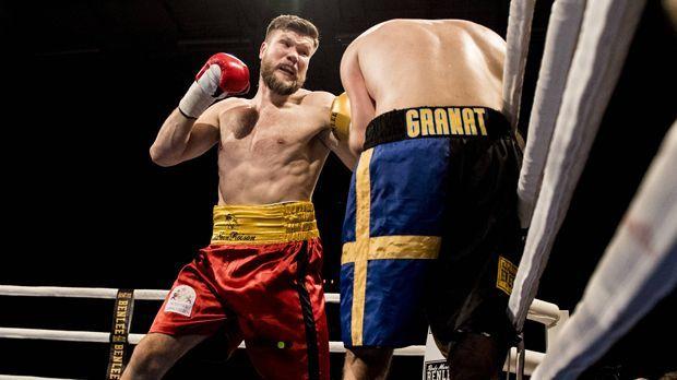Platz 9: Alexander Dimitrenko vs. Adrian Granat - Bildquelle: imago/Bildbyran