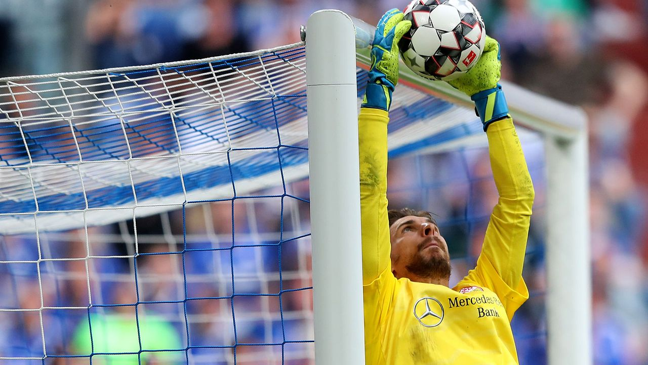 Ron-Robert Zieler  - Bildquelle: 2019 Getty Images