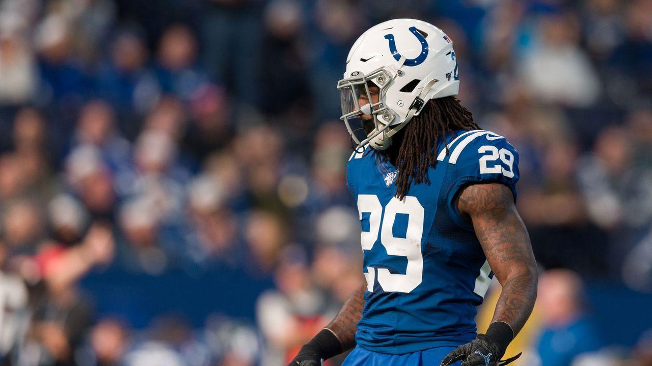 Malik Hooker (Indianapolis Colts) - Bildquelle: imago images/Icon SMI