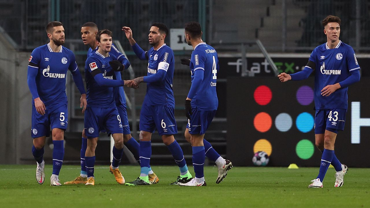 FC Schalke 04 (2020/21) - Bildquelle: 2020 Getty Images