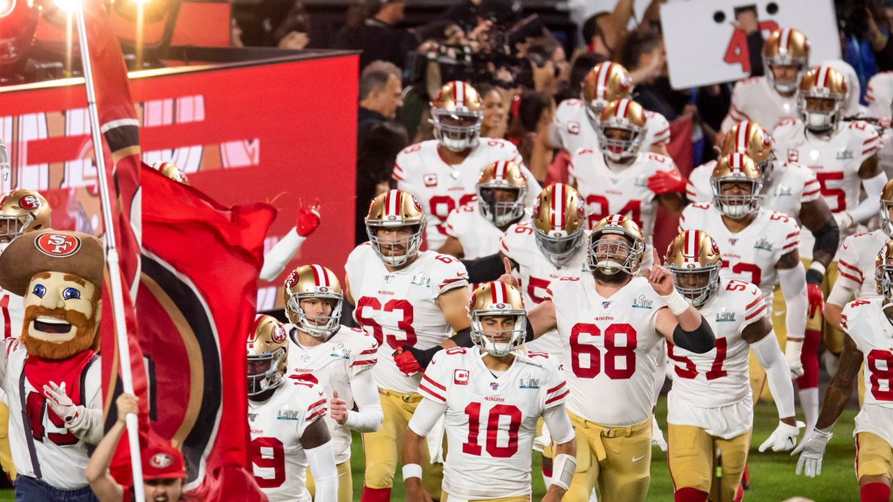 San Francisco 49ers - die Needs - Bildquelle: imago images/Icon SMI