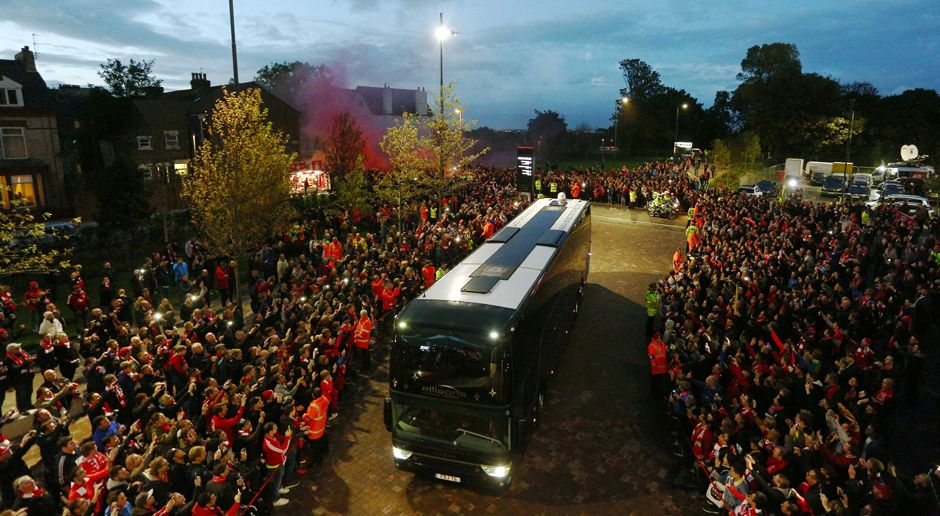 Liverpool Bus - Bildquelle: imago/BPI