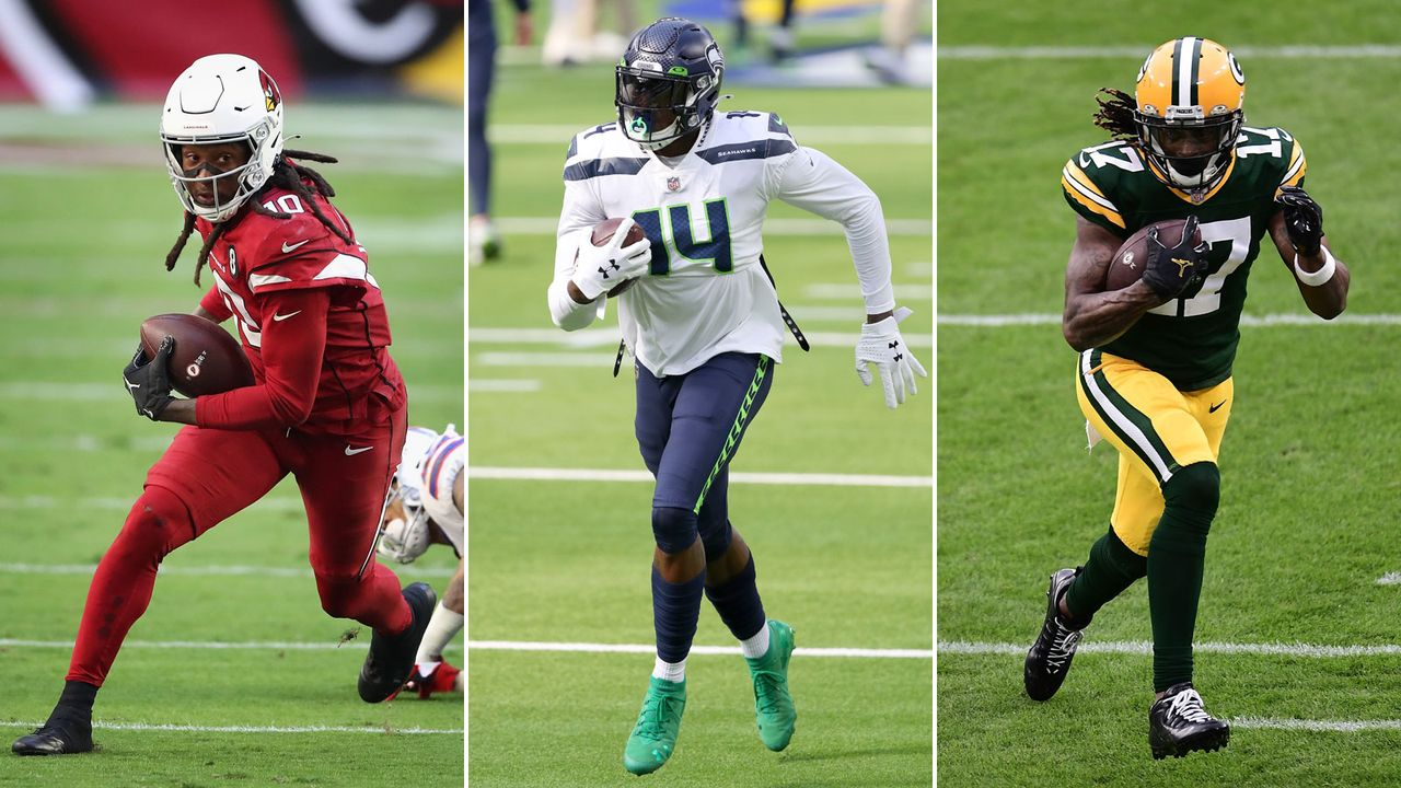 NFC - Wide Receivers (drei Spieler) - Bildquelle: Getty Images