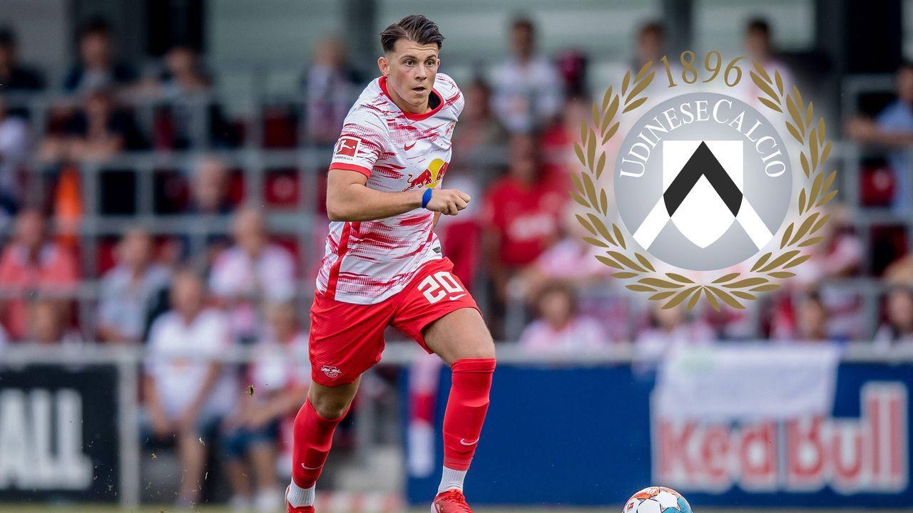 Lazar Samardzic (RB Leipzig) - Bildquelle: Imago Images