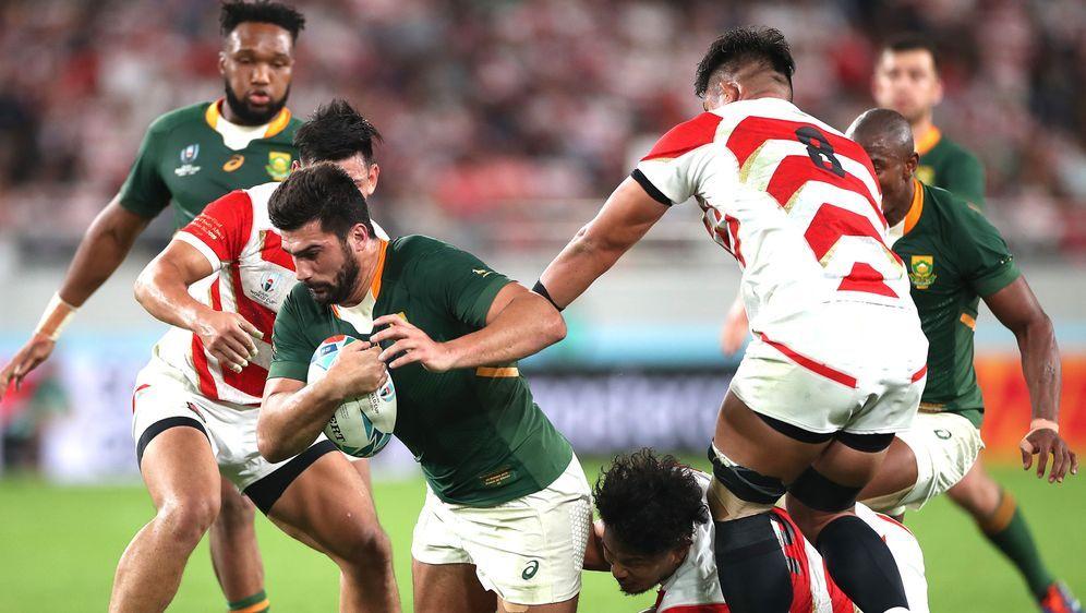 Südafrika steht im Halbfinale. - Bildquelle: 2019 Getty Images