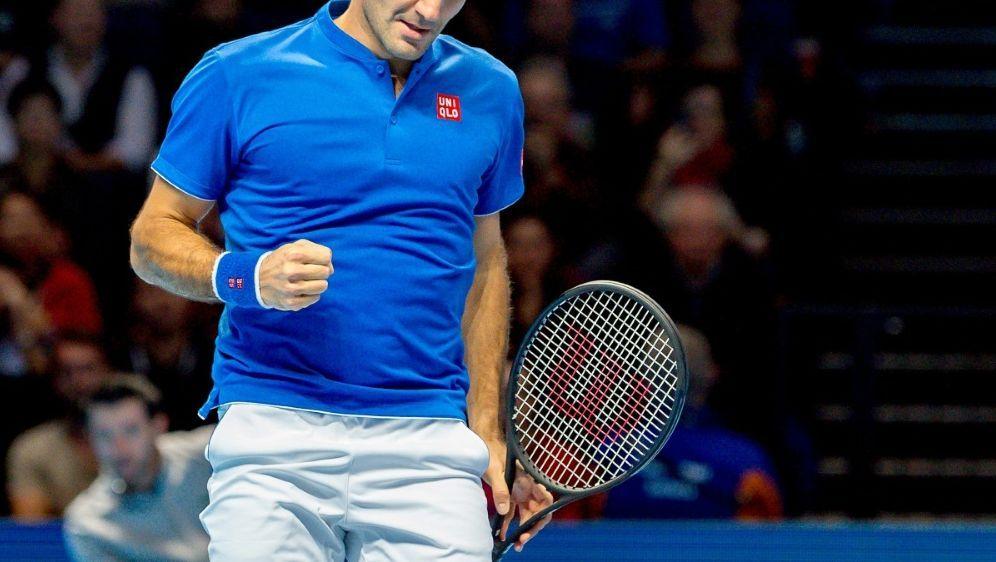 Federer ohne Satzverlust in Runde zwei - Bildquelle: FIROFIROSID