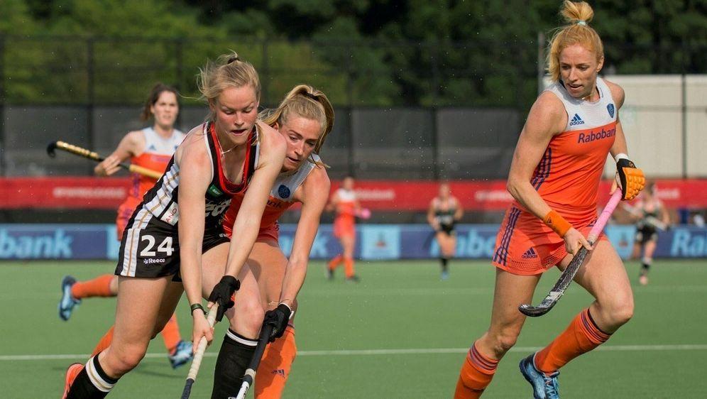 Die Hockey-EM soll 2021 in Amsterdam stattfinden - Bildquelle: PIXATHLONPIXATHLONSID