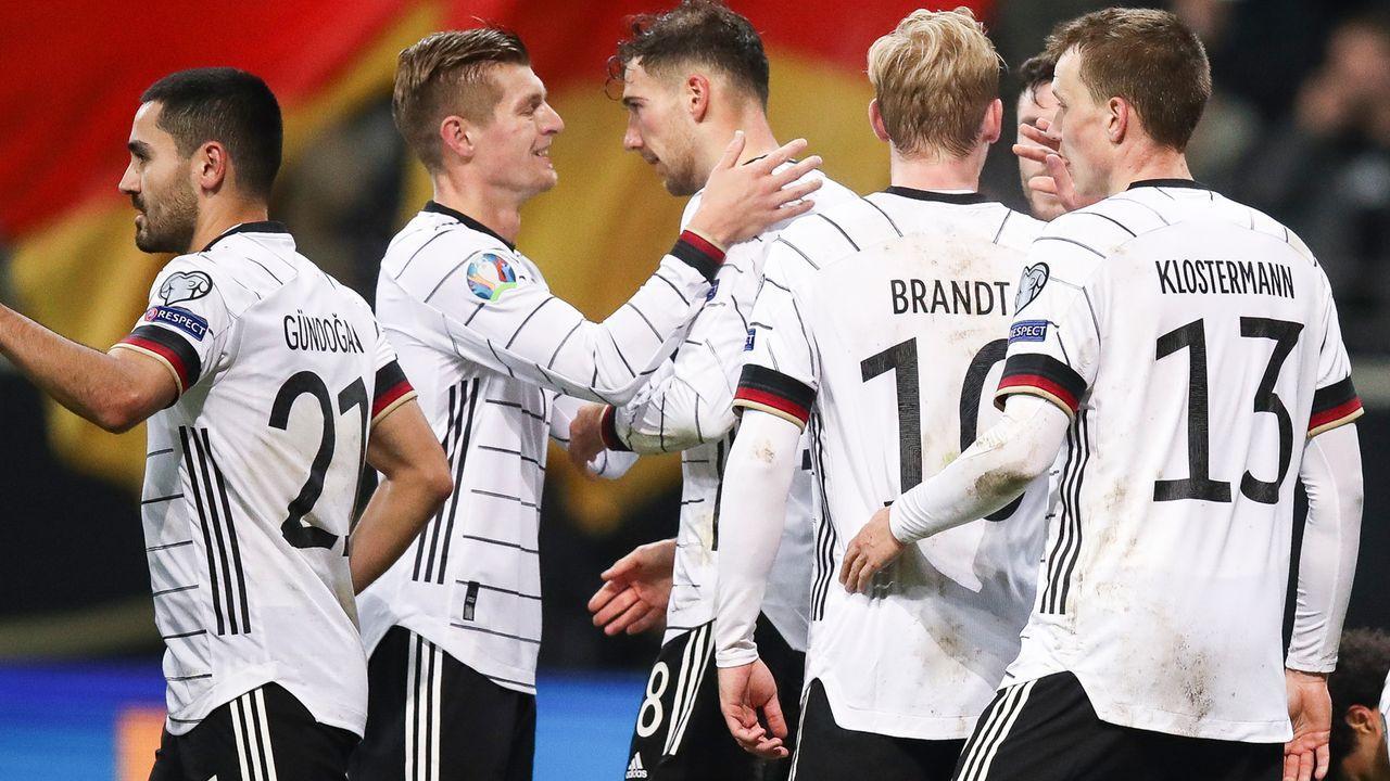 Gruppe F in München und Budapest - Bildquelle: 2019 Getty Images