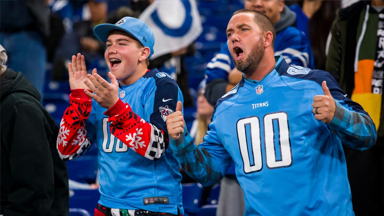Platz 27: Tennessee Titans - Bildquelle: Getty Images