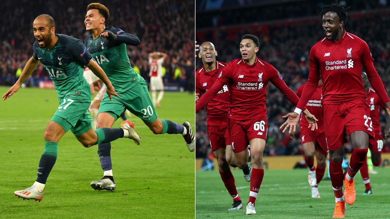 Gewinner: Spektakel in der Champions League - Bildquelle: Getty Images