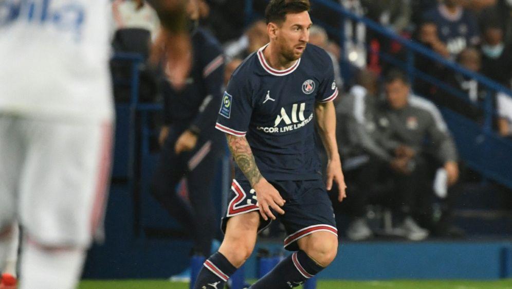 Offiziell: Messi gegen Manchester City im Kader - Bildquelle: AFPSIDALAIN JOCARD