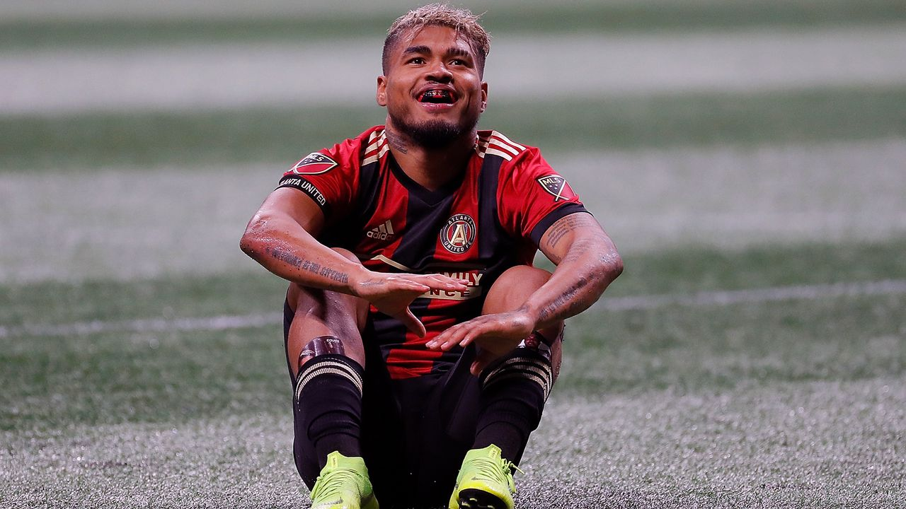 Angriff - Josef Martinez (von Orlando-Coach James O'Connor nominiert) - Bildquelle: 2018 Getty Images