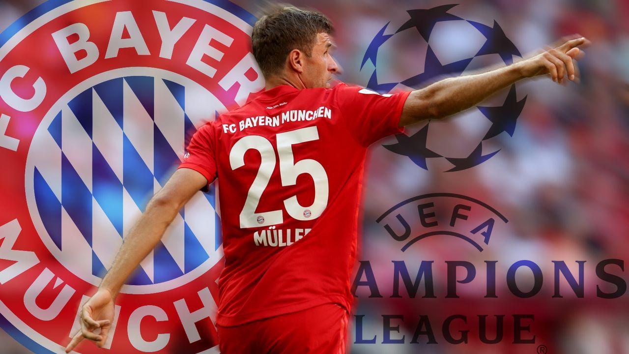 Top 5: Die Rekordspieler des FC Bayern München in der Champions League - Bildquelle: Getty Images/Imago