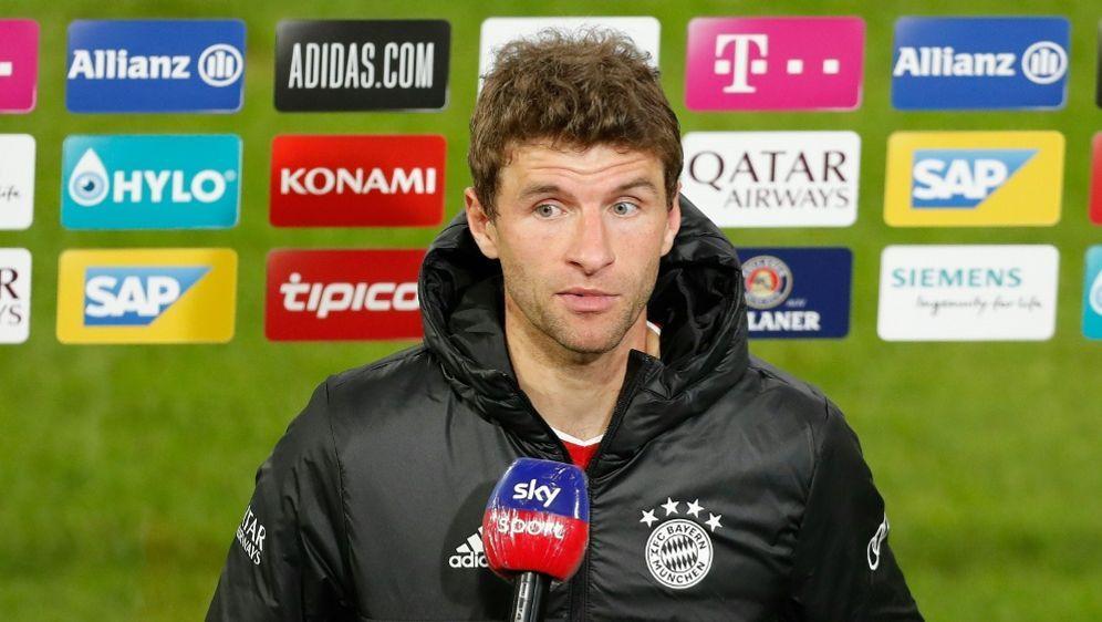 Müller von DFB-Debakel getroffen - Bildquelle: FIROFIROSID