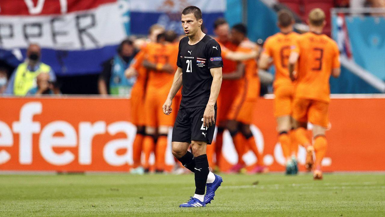 Stefan Lainer (Borussia Mönchengladbach) - Bildquelle: IMAGO / ANP