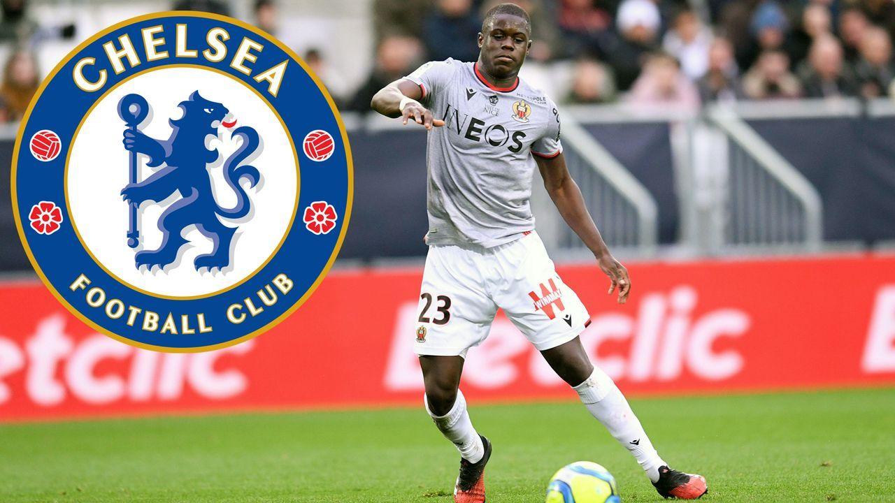 Malang Sarr (FC Chelsea) - Bildquelle: imago images/PanoramiC