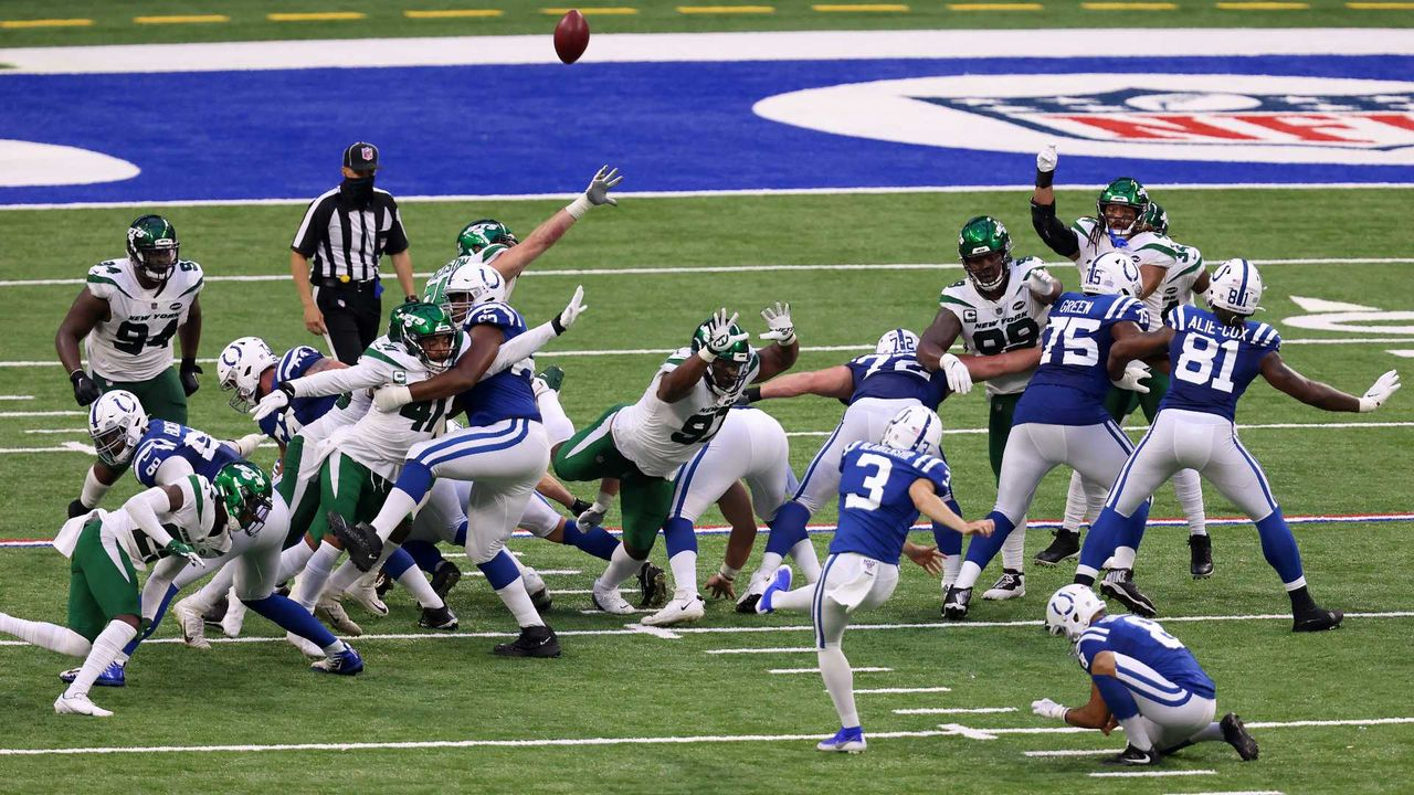 9. Spieltag - Super Bowl III Rematch: New York Jets vs. Indianapolis Colts - Bildquelle: getty