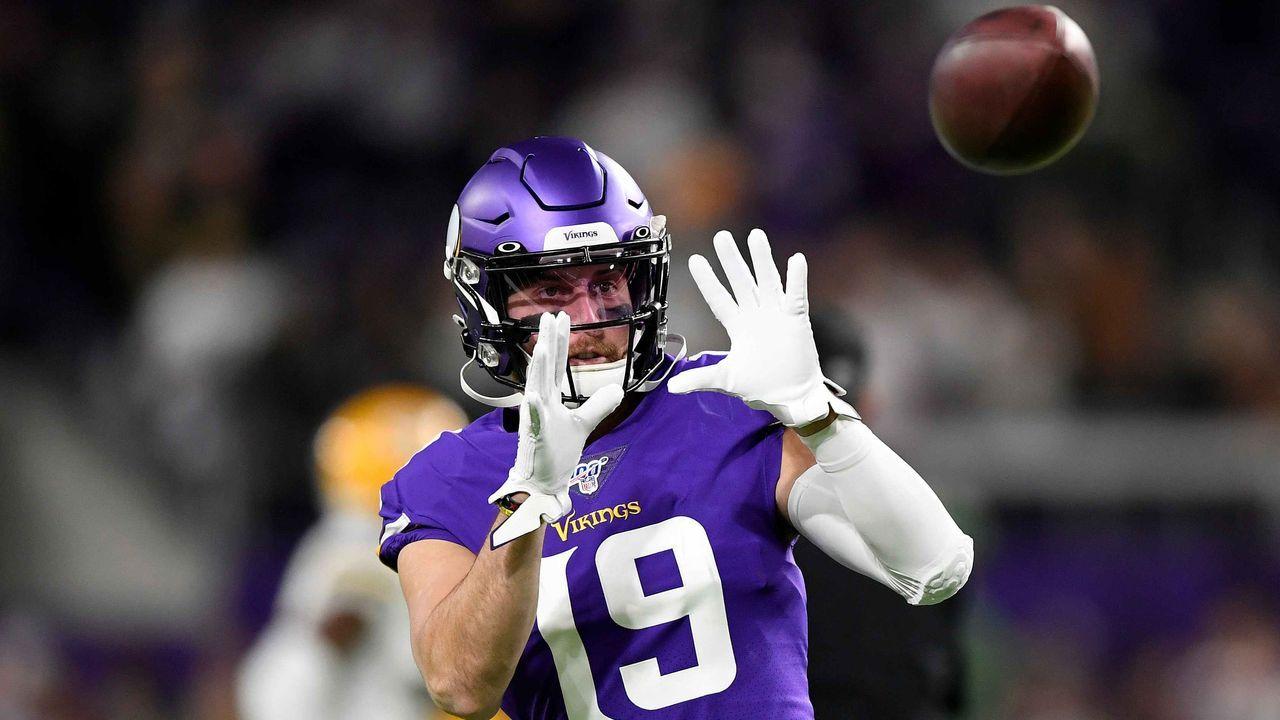 Minnesota Vikings: Adam Thielen - Bildquelle: getty