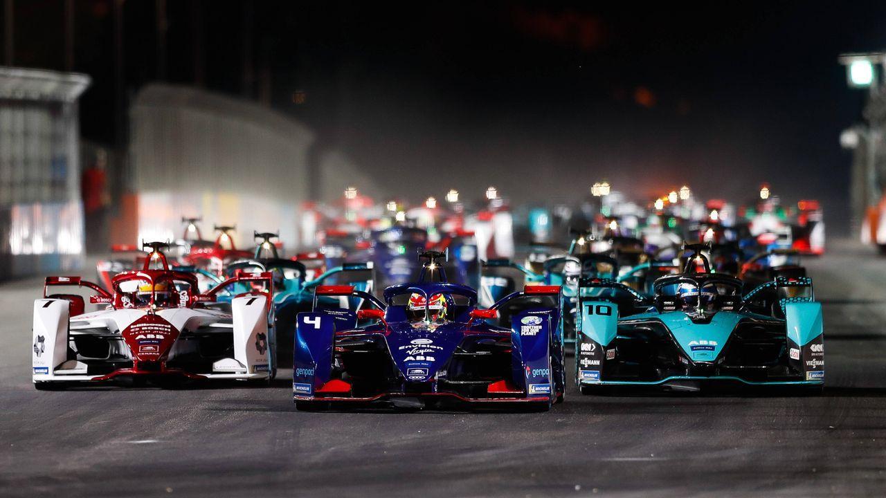 So funktioniert Nachhaltigkeit im Motorsport - Bildquelle: imago images/HochZwei