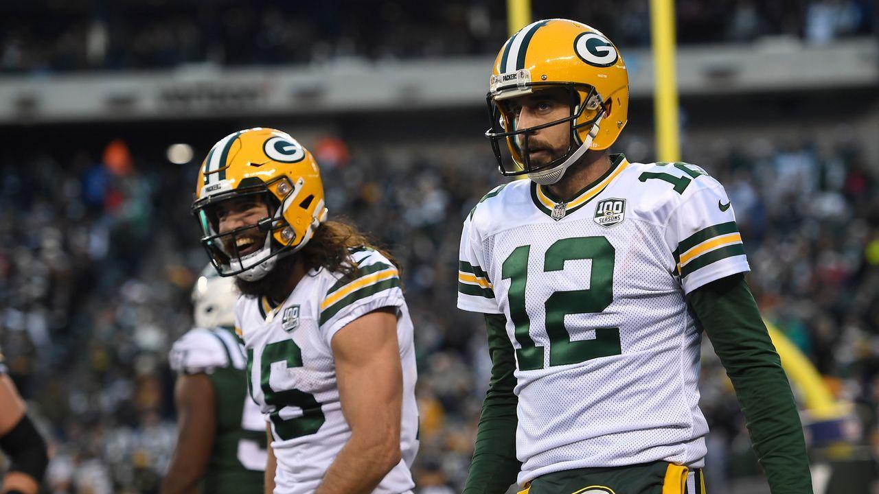 Platz 12: Green Bay Packers - Bildquelle: 2018 Getty Images