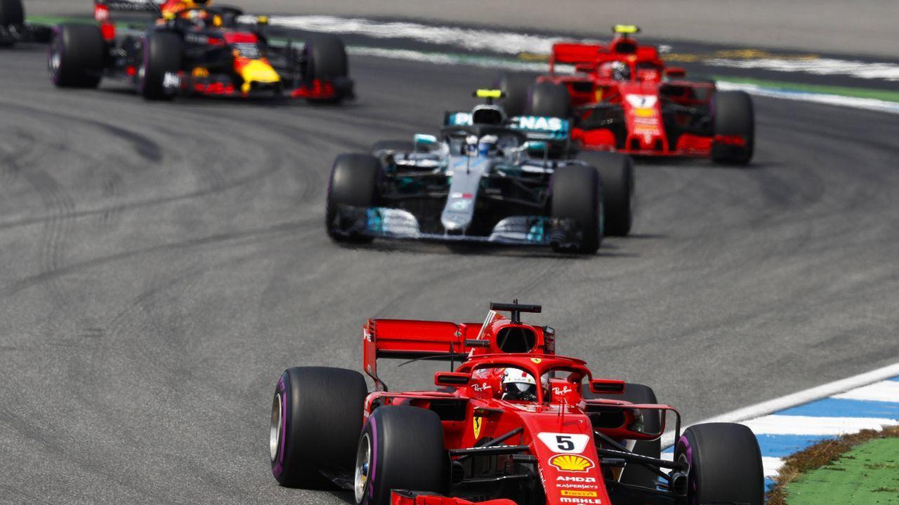 So werden in der Formel 1 die Gelder verteilt - Bildquelle: imago/Motorsport Images