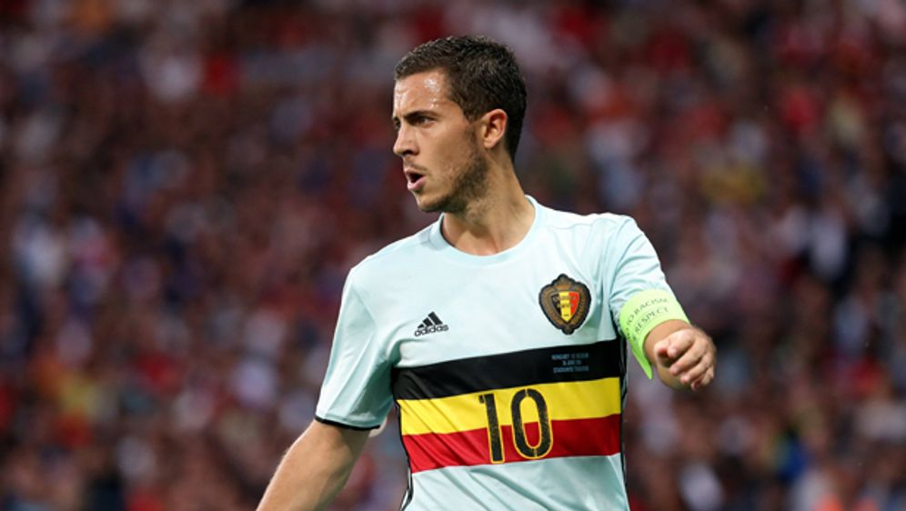 1. Spieltag in der Gruppe B: Belgien gegen Russland - Die beiden Nationalman...