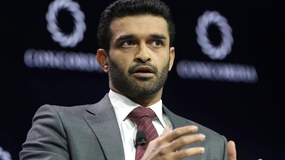 Hassan Al-Thawadi weist Keller-Kritik zurück. - Bildquelle: AFPGETTYSIDRiccardo Savi