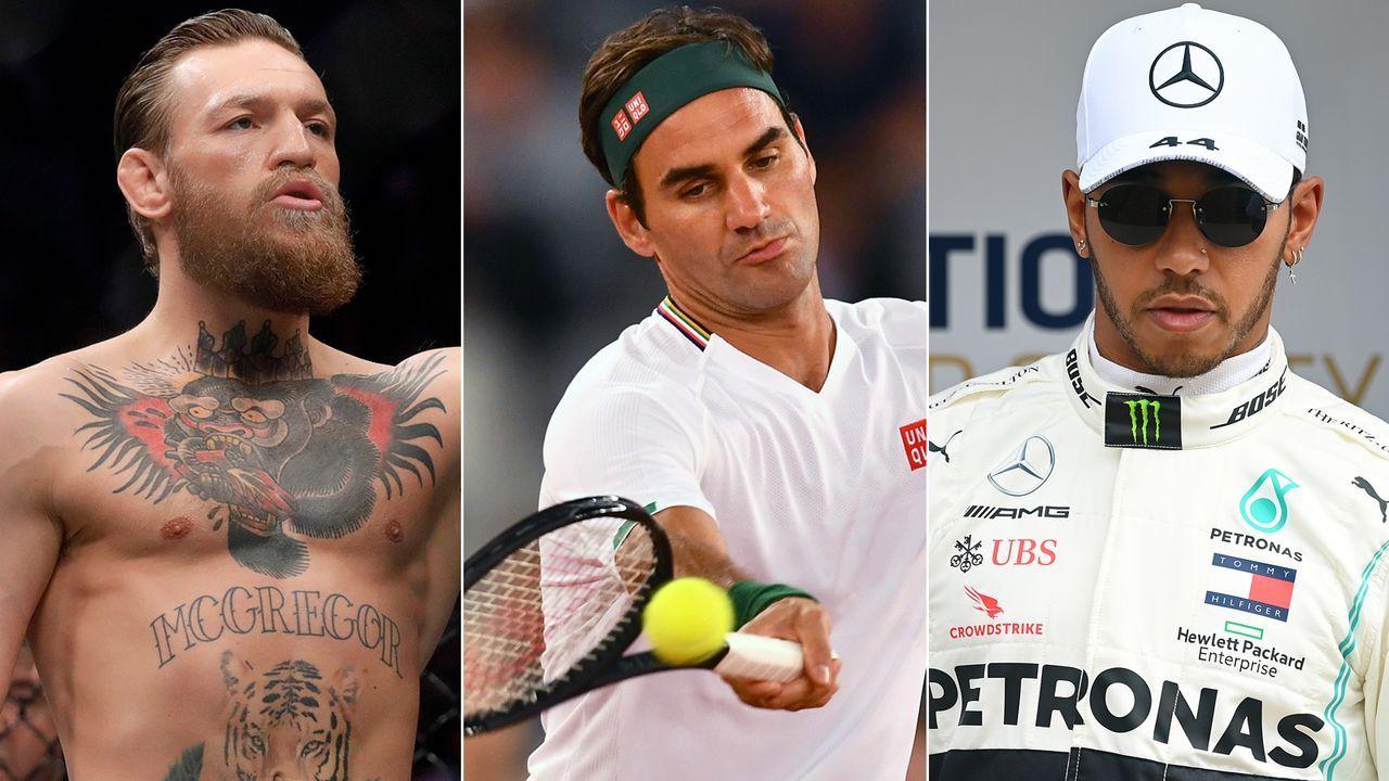 Forbes-Liste 2020: Diese 20 Sport-Stars sahnen am meisten ab - Bildquelle: Getty Images