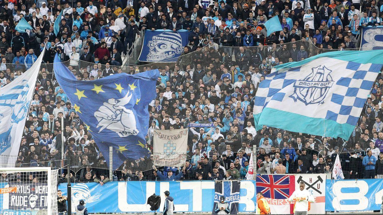 Platz 6 - Ligue 1 (Frankreich) - Bildquelle: imago/Picture Point LE