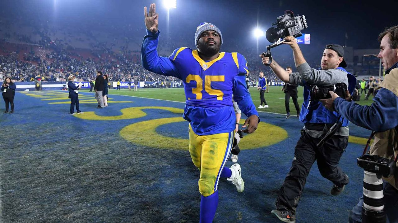C.J. Anderson (Running Back) - Bildquelle: getty