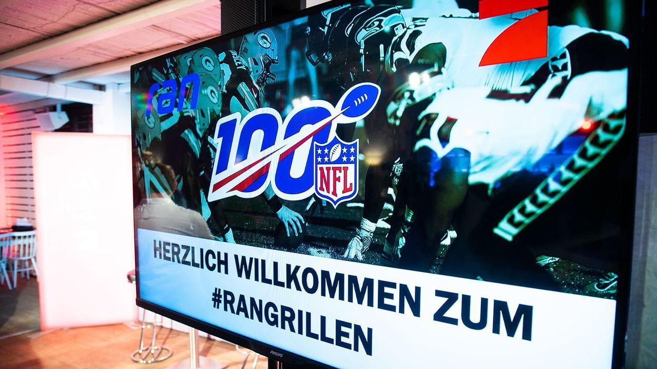 #ranGrillen 2020 - Bildquelle: © ProSiebenMAXX/Bene Müller