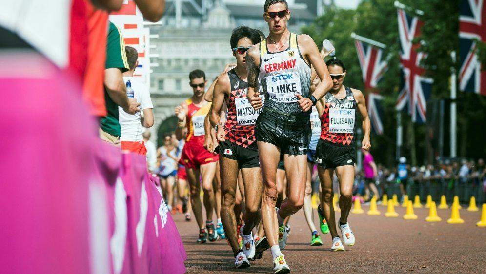 Die IAAF entscheidet im März über Reformen beim Gehen - Bildquelle: PIXATHLONPIXATHLONSID